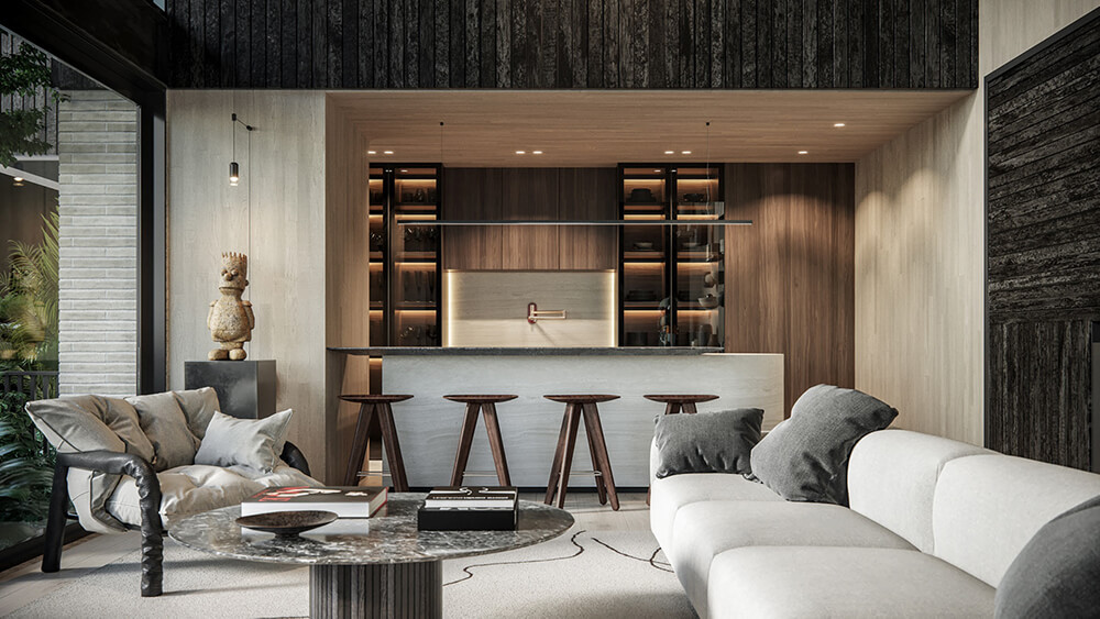 In Good Taste: Mark Finlay Architects and Interiors